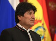 Grupo de Puebla condena rejeição da candidatura de Evo Morales ao Senado da Bolívia