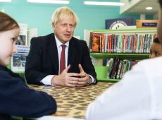 Boris Johnson propõe eleição antecipada em 12 de dezembro