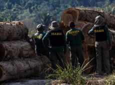 Já venderam nossas riquezas e o Estado brasileiro é a vez, por fim, do nosso território: a Amazônia brasileira