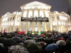 """""""Projeto Future-se põe em xeque a soberania nacional"""", diz vice-presidenta da UNE"""