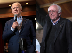 Em debate democrata, Biden e Sanders criticam resposta de Trump ao coronavírus