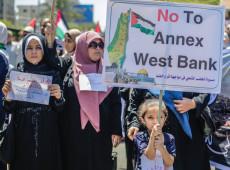 """""""É o maior roubo da história"""", diz palestino sobre anexação de terras da Cisjordânia"""