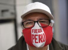 Com 21 mil mortes e sistema de saúde colapsado, peruanos exigem ações contra Covid