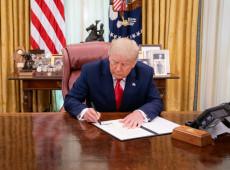 Trump pede que eleitores cometam fraude e votem 2 vezes para 'testar sistema'