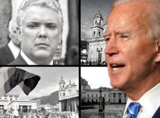 Vitória de Biden para Colômbia: novas formas e métodos do poder imperialista dos EUA