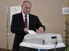 Oposição amplia representação nas urnas em Moscou, mas Putin mantém hegemonia