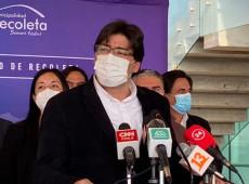 Daniel Jadue lança programa e promete criar sistema de proteção social no Chile