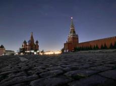 A pandemia de coronavírus em fotos: Moscou aumenta restrição de pessoas nas ruas da cidade - 30.mar.20
