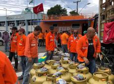 Em greve há seis dias, trabalhadores paralisam 50 unidades da Petrobras em 12 estados
