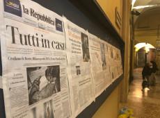 'Que você viva tempos interessantes': um relato do primeiro dia de isolamento na Itália