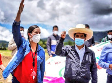 "Peru: ""É hora de eleger Verónika Mendoza e enterrar o legado de Fujimori"", diz Arturo Ayala"