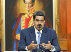 Bolsonaro abriga grupos terroristas que preparam ataques contra a Venezuela, diz Maduro