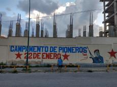 'Sem organização popular não se resolve a moradia': conheça o movimento sem teto da Venezuela
