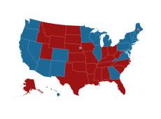 Veja detalhes da apuração das eleições nos EUA: votos populares, Câmara e Senado