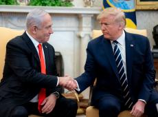 Trump anuncia plano dos EUA para Israel e Palestina