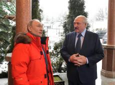 No posto há 25 anos, presidente da Bielorrússia ataca Rússia para angariar votos