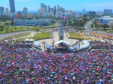 Milhares de dominicanos vão às ruas contra suspensão de eleições
