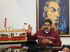 Maduro denuncia movimento de tropas irregulares da Colômbia para a Venezuela
