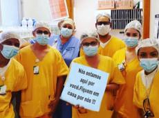 """Brasil pandêmico: """"Eu nunca vi antes todos os pacientes de UTI entubados"""", afirma enfermeira"""