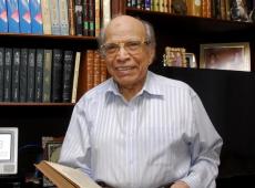 Morre Helmi Nasr, professor de árabe na USP, aos 97 anos