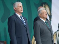 No México, AMLO recebe Díaz-Canel e pede fim do bloqueio norte-americano contra Cuba