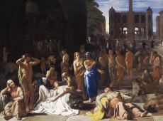 Peste de Atenas: primeira emergência sanitária narrada é um retrato do presente