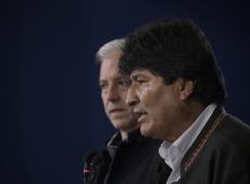 Após convocar eleições, Evo diz que tem obrigação de pacificar Bolívia