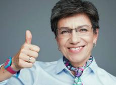 Colombia: Por primera vez, los bogotanos eligen a una mujer como alcaldesa