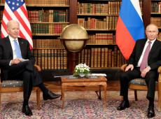 Biden e Putin fazem acordo para volta de embaixadores a Moscou e Washington
