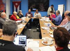 Red de solidaridad en EE.UU. y su compromiso permanente con lo pueblo cubano
