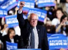 EUA: pré-candidato democrata, Sanders quer proibir doação de campanha das corporações