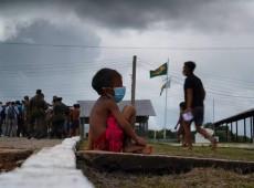 Garimpo e Bolsonaro: crianças yanomamis morrem 557 vezes mais por desnutrição no país