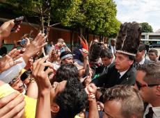 """Bolsonaro e """"ruralistas"""" ameaçam o meio ambiente, povos tradicionais e o clima global"""