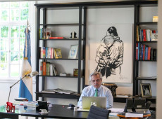 "Enquanto no Brasil, Jair arrega, na Argentina, Fernández peita empresários: ""Miseráveis"""