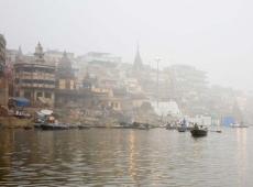 Ganges, una trampa climática para 600 millones de indios