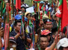 Colômbia: Indígenas exigem do Estado fim de genocídio e cumprimento do acordo de paz
