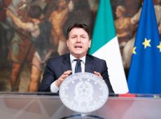 Se houver respaldo científico, começamos a reabrir Itália ainda em abril, diz premiê