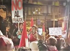 Fujimoristas atacam ministros e depredam centro de Lima em protesto contra vitória de Castillo