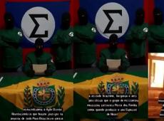 Suposto grupo integralista assume atentado contra sede do Porta dos Fundos