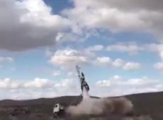 Astronauta amador morre em acidente com foguete caseiro tentando provar que a Terra é plana