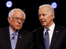 Bernie Sanders anuncia apoio a Joe Biden