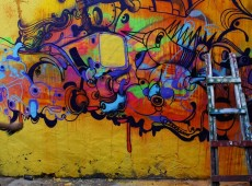 'São Paulo está matando a própria cultura', diz curador alemão de arte urbana