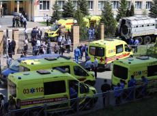 Após jovem assassinar nove pessoas em escola na Rússia, Putin ordena revisão de decreto para compra de armas