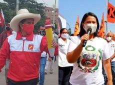 Após derrota, Fujimori busca deslegitimar processo eleitoral como forma concreta de debilitar imagem de Castillo
