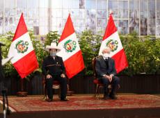 Com renúncia de embaixador, máfia peruana exigirá saída de ministros para derrubar Castillo