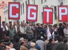 1 de mayo: los trabajadores peruanos unidos deben luchar para acabar con la opresión