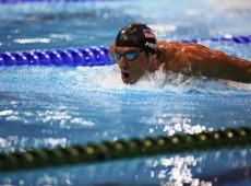 Pequim, 2008: Michael Phelps conquista 8 ouros e se torna atleta com mais medalhas em uma única edição