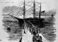 Achados os destroços do último navio negreiro nos EUA