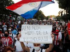 Paraguai está na UTI porque governo desviou recursos para a especulação, denuncia senador