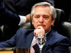 """""""Existe um golpe de Estado na Bolívia, falemos claro e sem mentiras"""", diz Fernández"""